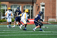 D-II State Semi-Finals: Highland v Hampton Roads Academy 5/17/13